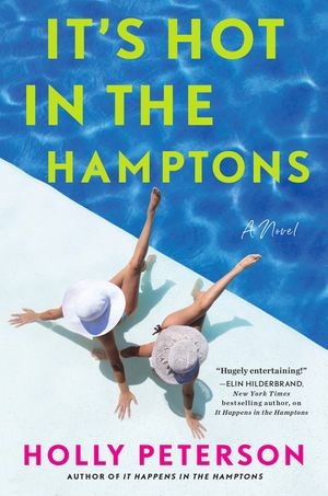 It's Hot in the Hamptons book image