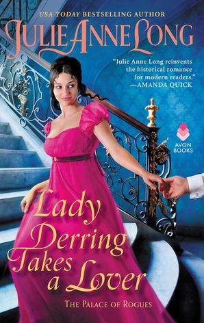 Lady Derring Takes a Lover Paperback  by Julie Long