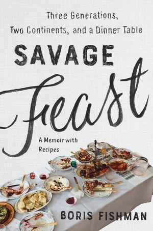Savage Feast book image