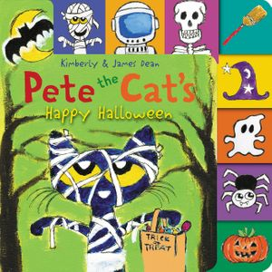 Pete the Cat's Happy Halloween