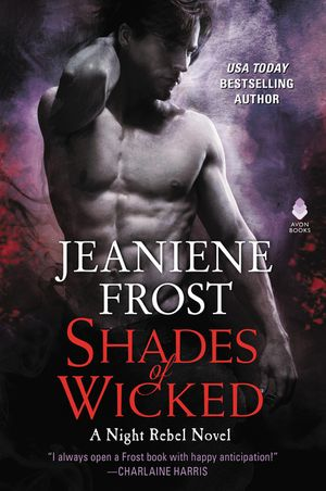 Cover image - Shades of Wicked
