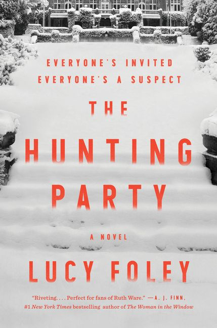 Risultati immagini per lucy foley the hunting party