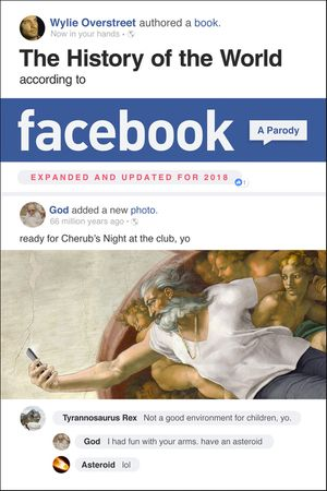 The History of the World According to Facebook, Revised Edition book image