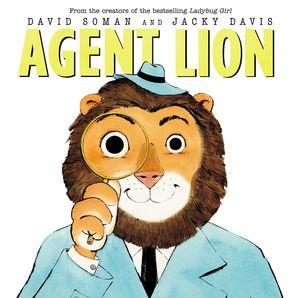 Agent Lion Hardcover  by Jacky Davis
