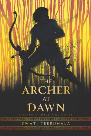 The Archer at Dawn book image