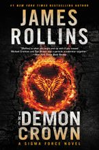 The Demon Crown Paperback  by James Rollins