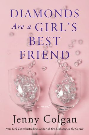 Diamonds Are a Girl's Best Friend book image