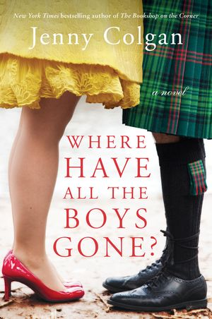 Where Have All the Boys Gone? book image