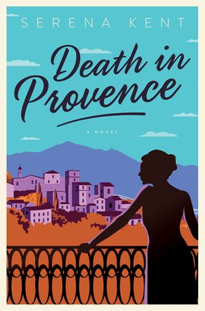Death in Provence book image