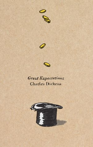 Great Expectations book image