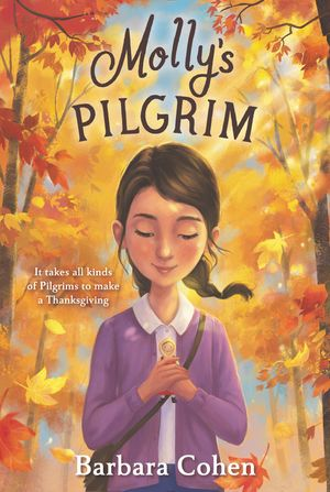 Molly's Pilgrim book image