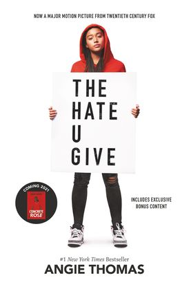 Cover image - The Hate U Give Movie Tie-in Edition