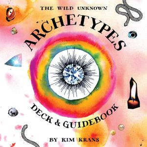 The Wild Unknown Archetypes Deck and Guidebook book image