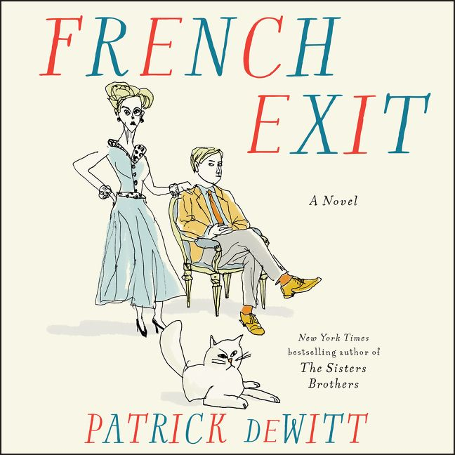 French Exit - Patrick deWitt - Digital Audiobook
