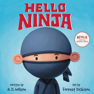 Hello, Ninja book image