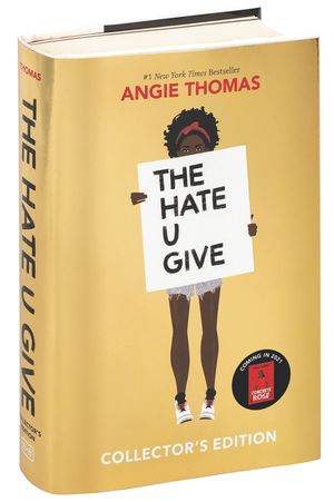 The Hate U Give Collector's Edition book image