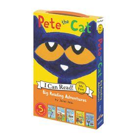 Pete the Cat: Big Reading Adventures
