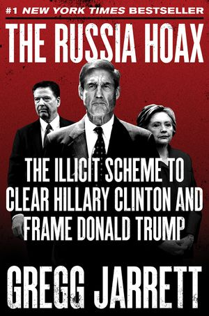 The Russia Hoax book image