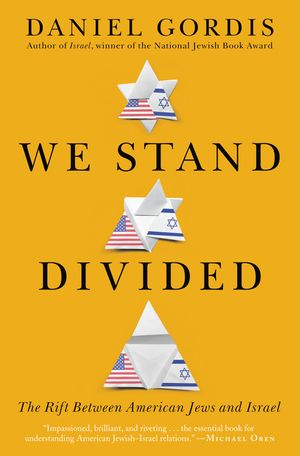 We Stand Divided book image