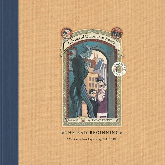A Series of Unfortunate Events: The Bad Beginning Vinyl +
