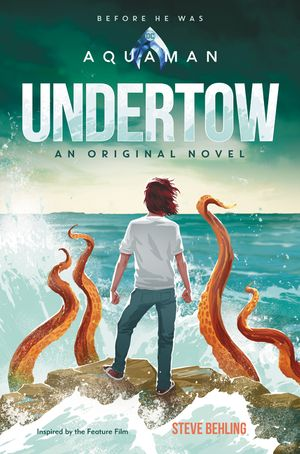 Aquaman: Undertow book image