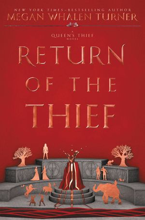 Return of the Thief book image