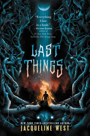 Last Things book image