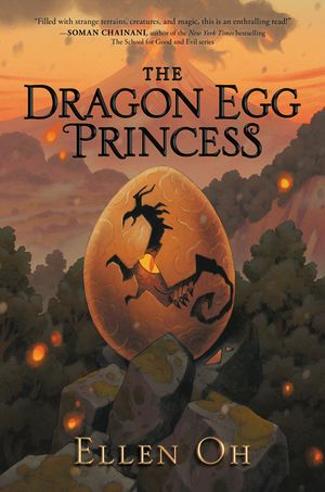 The Dragon Egg Princess book image