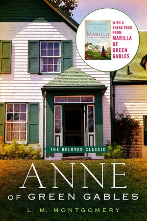Anne of Green Gables book image
