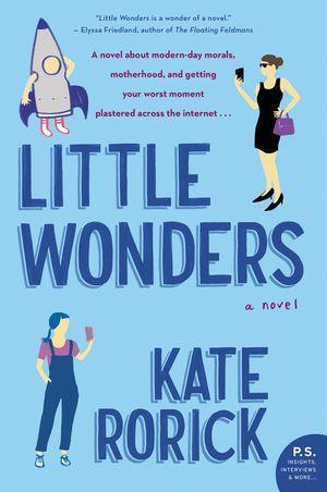 Little Wonders book image