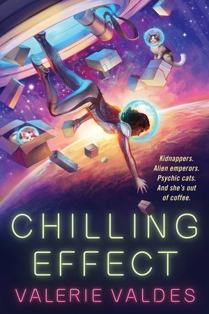 Chilling Effect book image