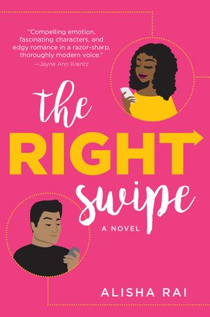 The Right Swipe book image