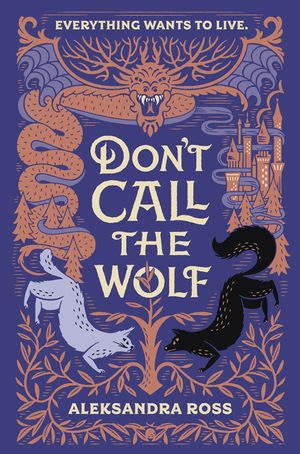 Don't Call the Wolf book image
