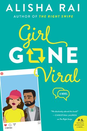 Girl Gone Viral book image