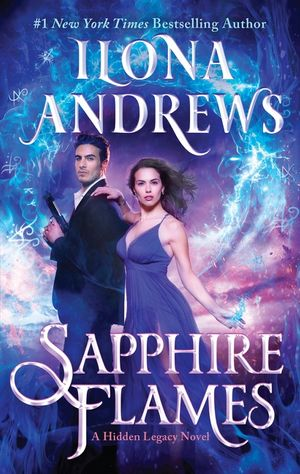 Sapphire Flames book image