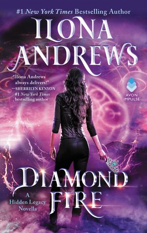 Diamond Fire book image