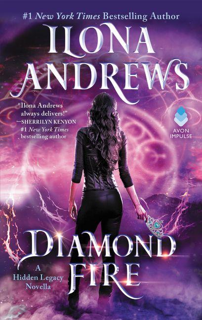diamond fire ilona andrews read online free