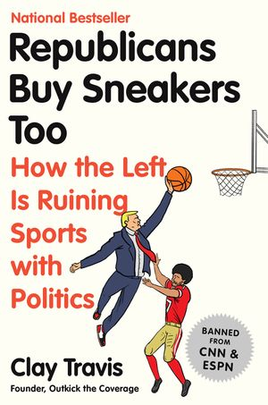 Republicans Buy Sneakers Too book image
