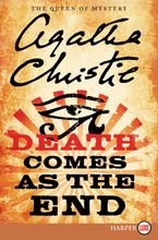 Death Comes as the End Paperback LTE by Agatha Christie