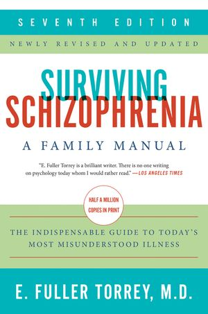 Surviving Schizophrenia, 7th Edition book image