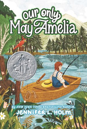 Our Only May Amelia book image