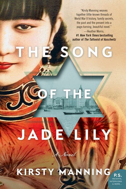 The Song of the Jade Lily - Kirsty Manning - Paperback