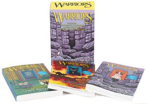 Warriors Manga 3-Book Full-Color Box Set book image