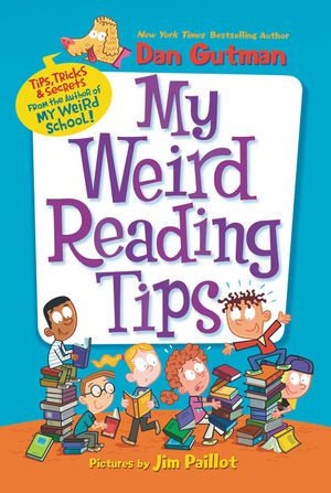 My Weird Reading Tips book image