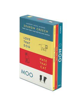 Sharon Creech 3-Book Box Set