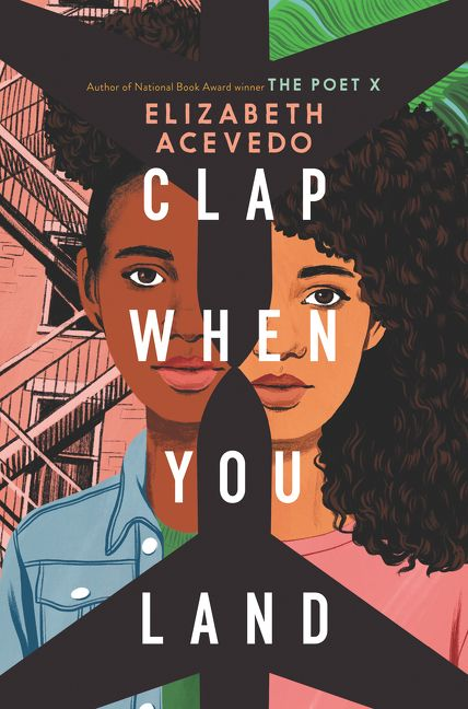 Celebrating National Poetry Month with Clap When You Land by Elizabeth Acevedo