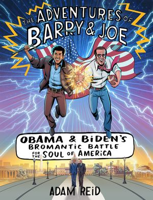 The Adventures of Barry & Joe book image