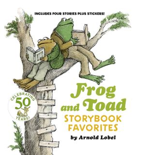 Frog and Toad Storybook Favorites book image