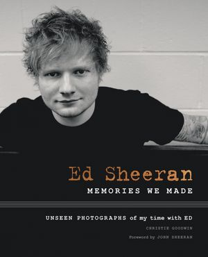 Ed Sheeran book image