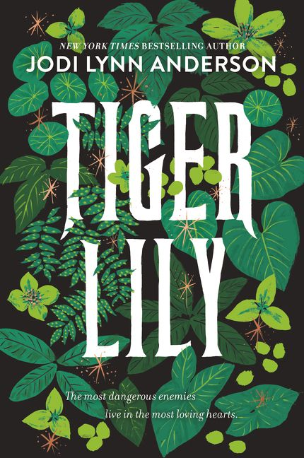 Romantic Quotes: Tiger Lily
